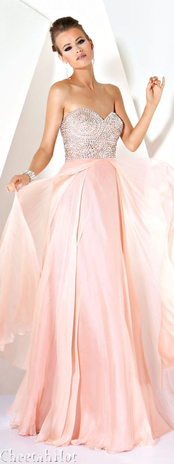 JOVANI - Sweet Blush Gown | Vestidos para xv años | Pinterest ...