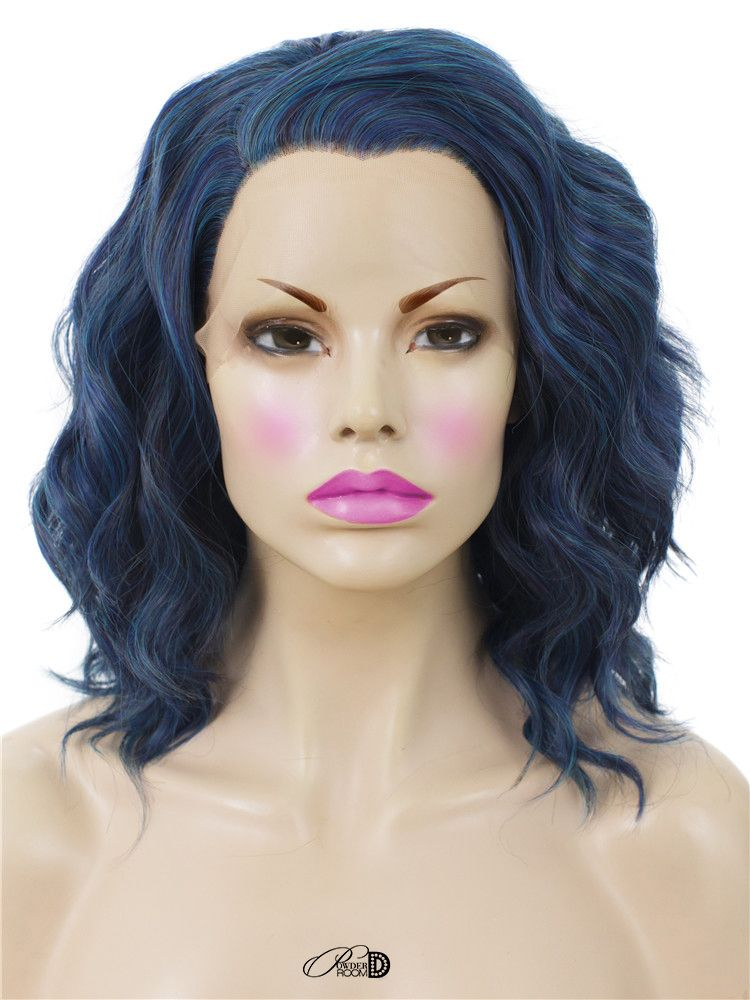 Synthetic Hair Wig Provides A High Quality Synthetic Hair Wig To Help To Give You A Brand New Look Visit Our Website And B Wig Hairstyles Lace Front Wigs Wigs