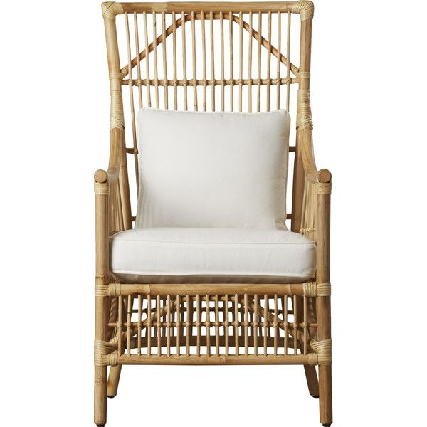 Baxter Rattan Arm Chair Reviews