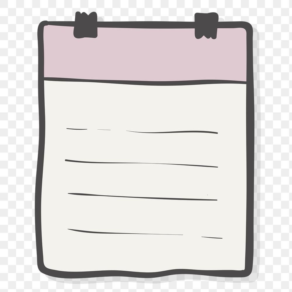 Blank Lined Paper Note With Binder Paper Clips Transparent Png Premium Image By Rawpixel Com Chayanit Binder Paper Note Paper Lined Paper