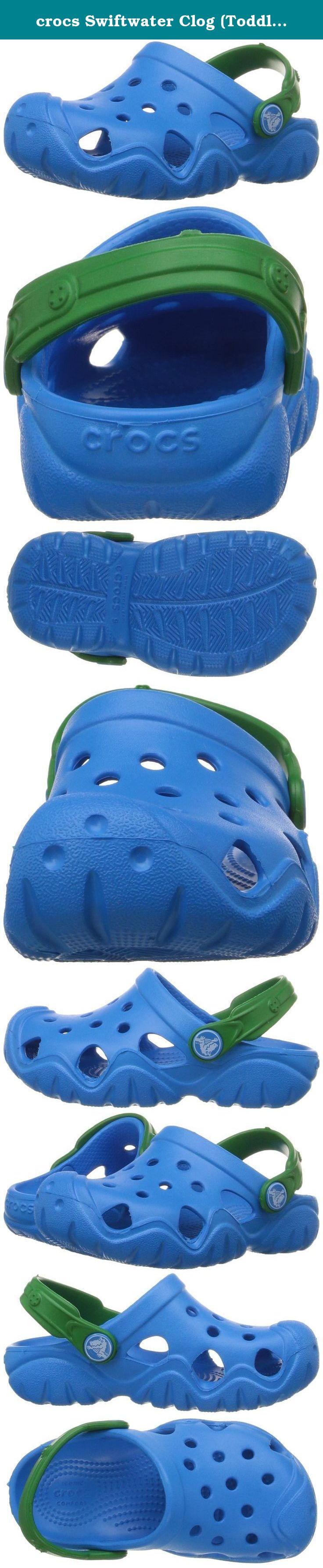 b4f1bd3cb0546 crocs Swiftwater Clog (Toddler Little Kid)