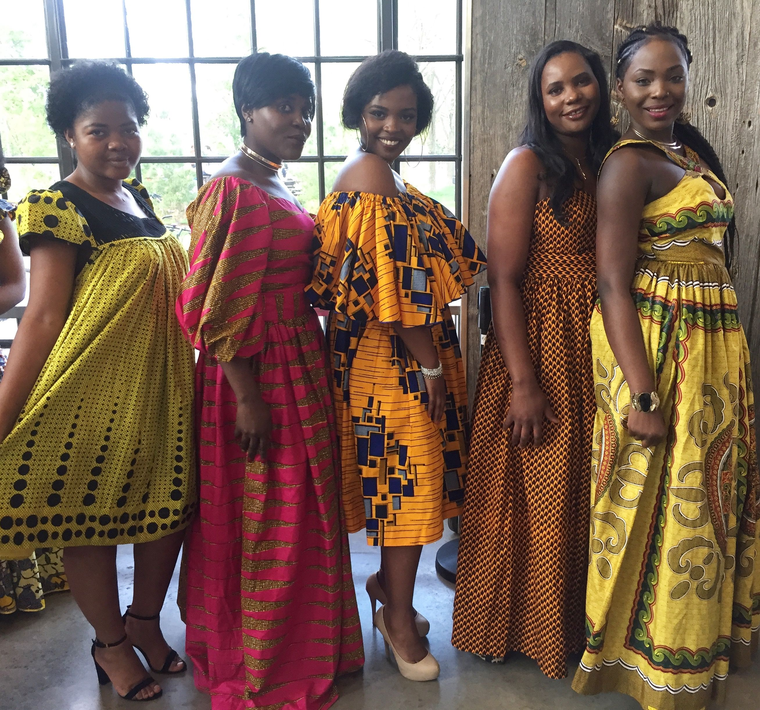 African Queens Black Queens Exuding Black Girl Magic In African Prints From Melapteh African Inspired African Clothing African Wear [ 2446 x 2617 Pixel ]