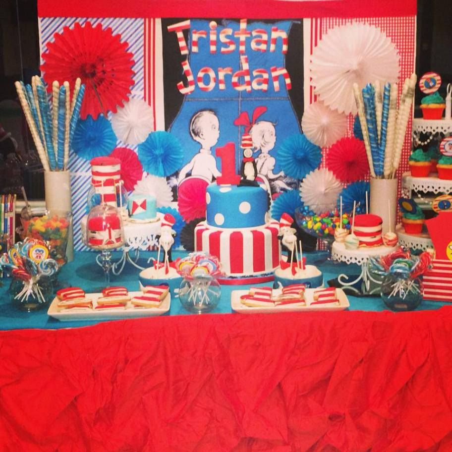 Dr. Seuss Birthday Party Birthday Party Ideas for Kids