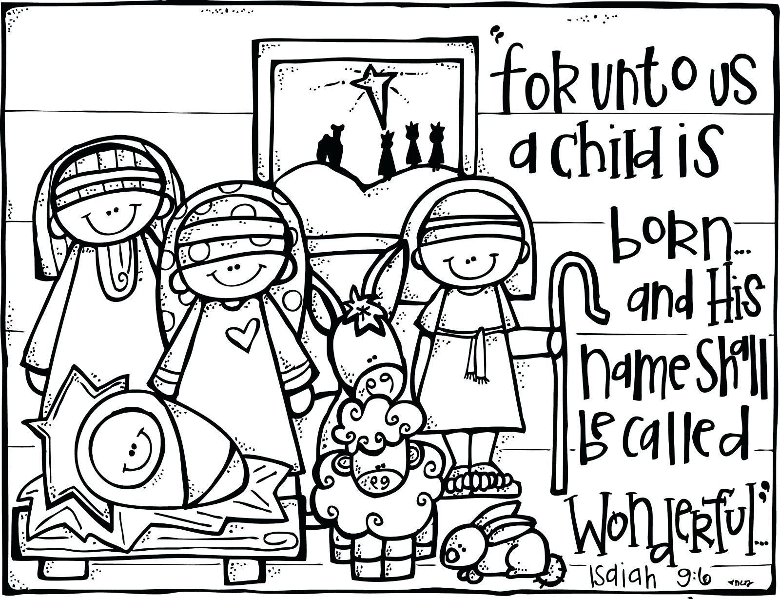 Baby Jesus Coloring Pages Best Of Names Of Jesus Coloring