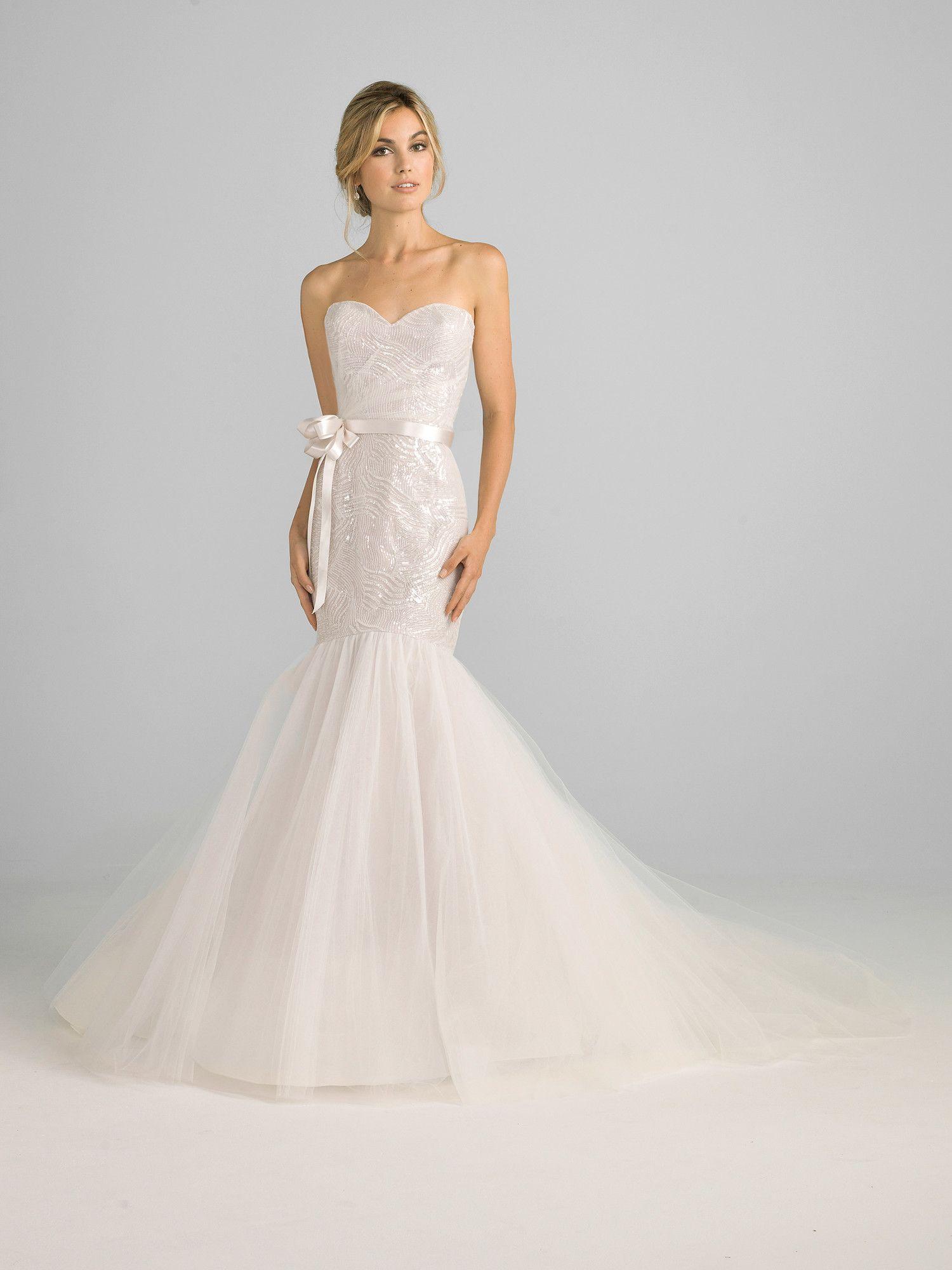 wedding dress trends from fall bridal fashion week