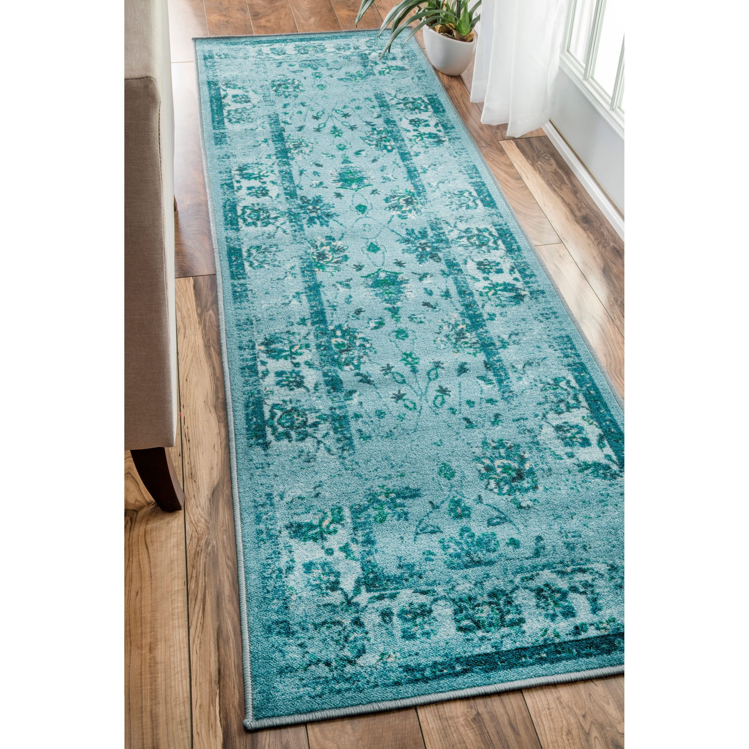 Vibrant Overdyed Rugs These Machine Woven Rugs Are Easy