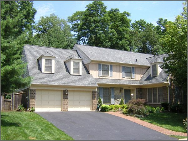 Roofing Replacement Maryland Roofing Slate Shingles Certainteed Shingles