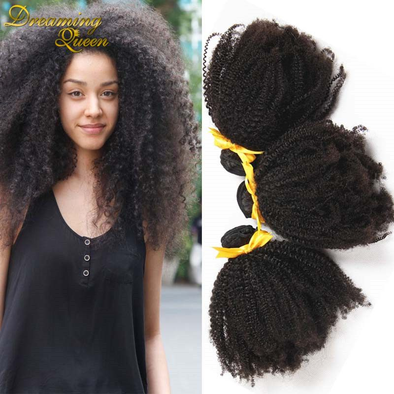 7a Mongolian Kinky Curly Virgin Hair Mongolian Afro Kinky Curly Hair
