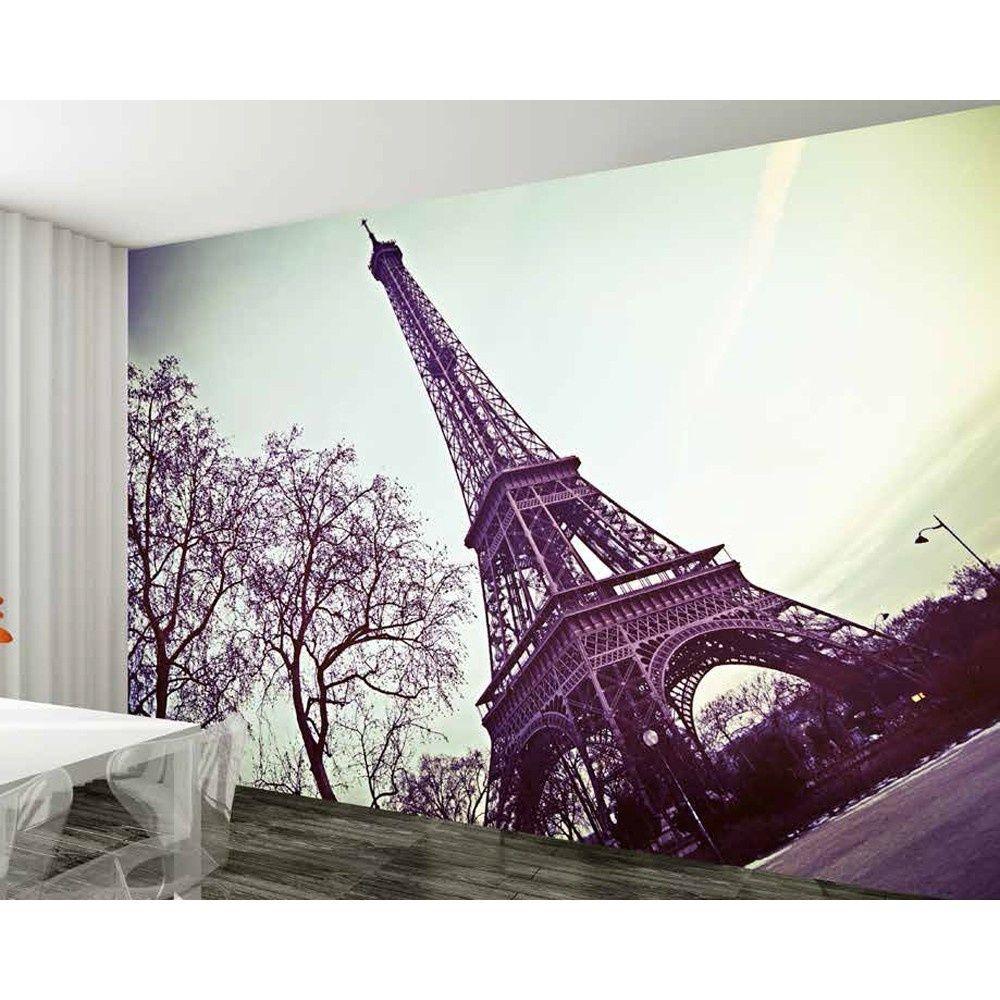 1 Wall Paris Eiffel Tower Giant Wallpaper Mural W8P PARIS 002