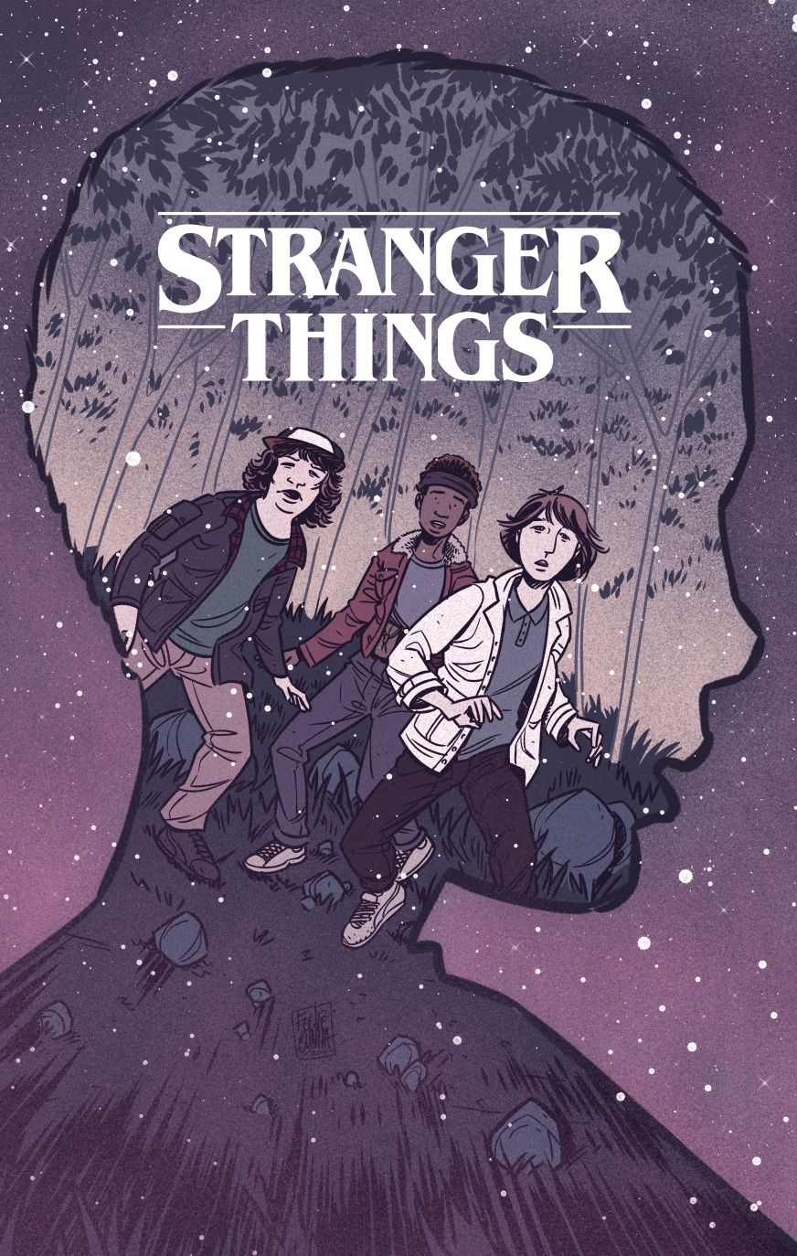 Stranger Things Wallpaper para smartphones Stranger