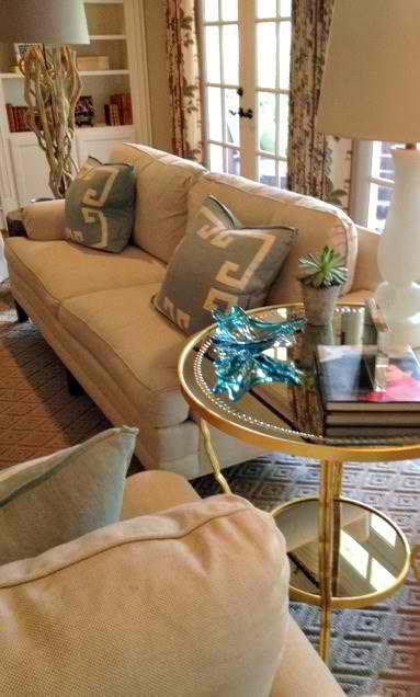 Jeanne Dollins Designs – Den and Living Rooms K