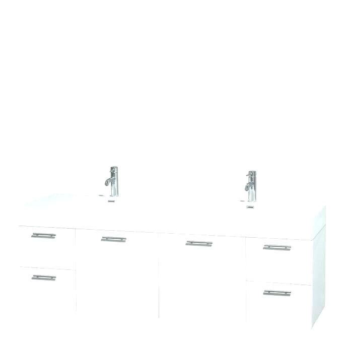 Precious 58 Inch Vanity Illustrations 58 Inch Vanity For 58 Double