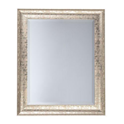 Pewter Framed Mirror 30x36 Kirklands Mirror Frames Mirror Mirror Decor 30 x 36 mirrors