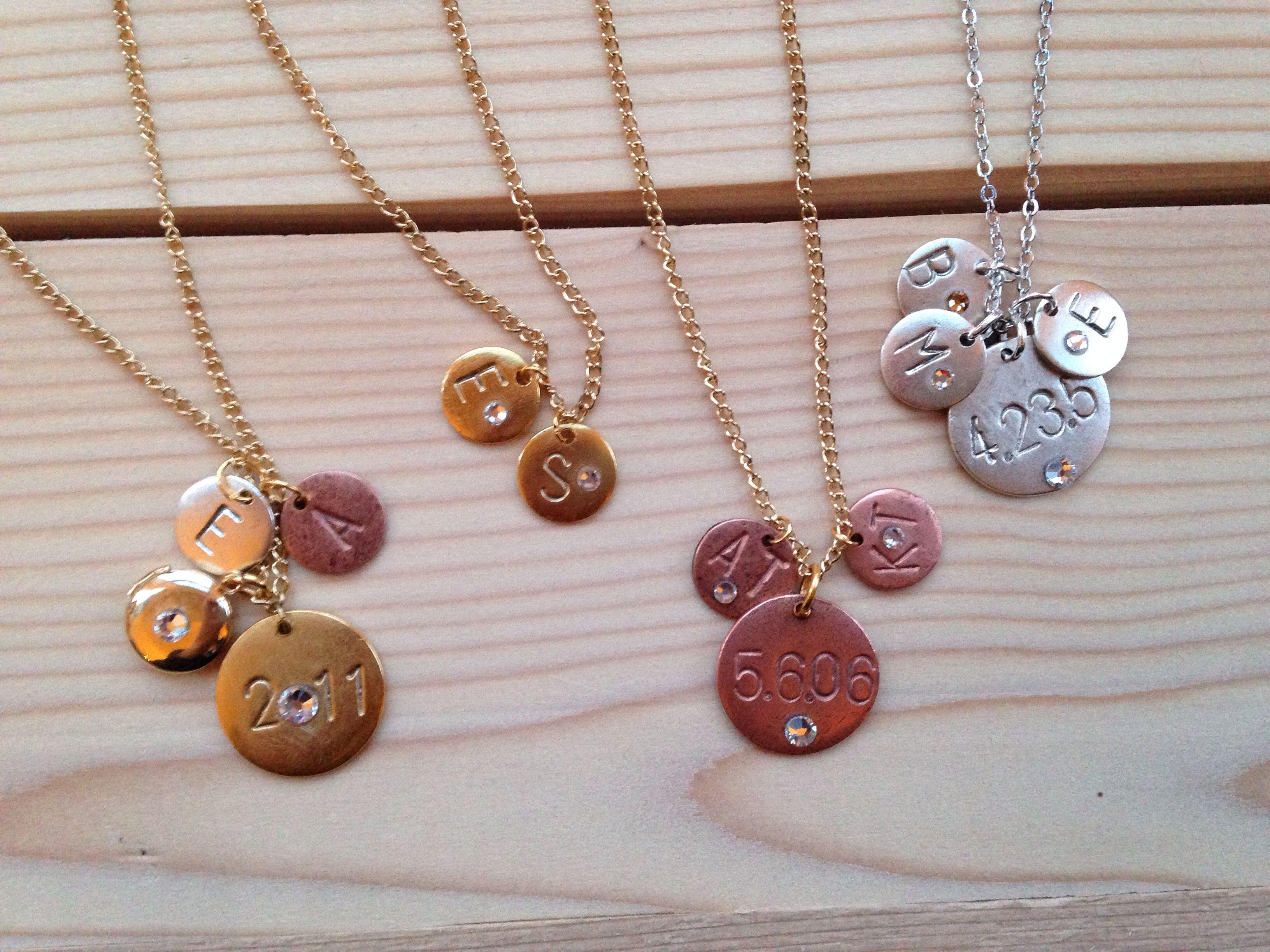 Custom necklaces custom