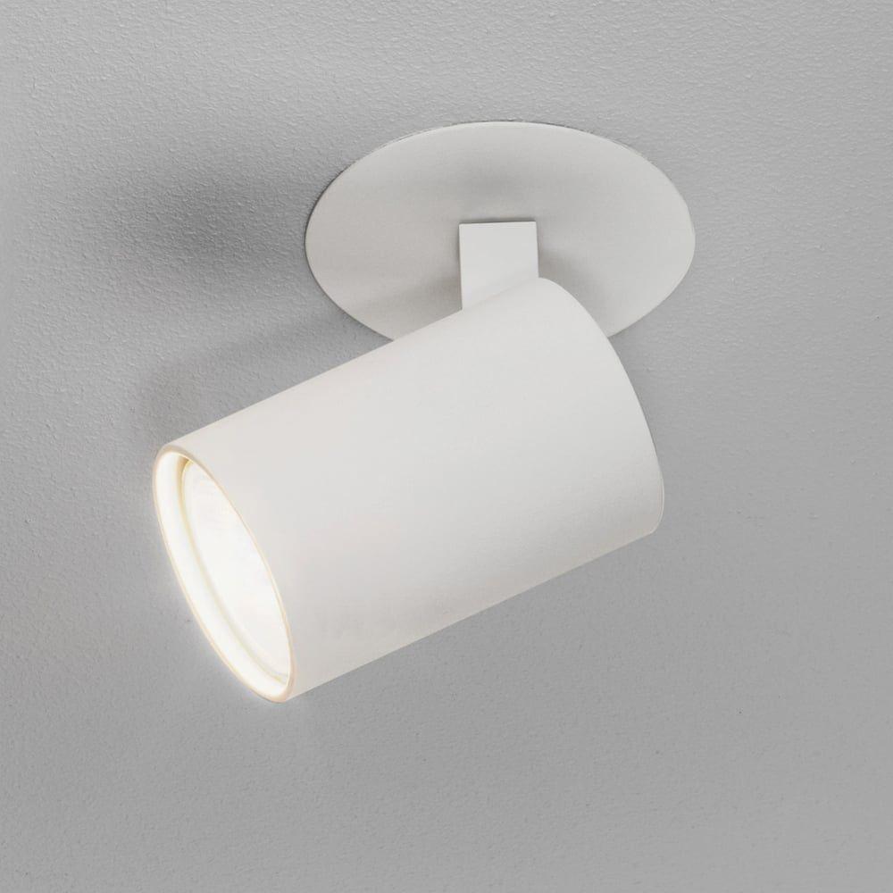 Astro ascoli recessed spotlight in white kitchen lighting from astro ascoli recessed spotlight in white kitchen lighting from dusk lighting uk aloadofball Images