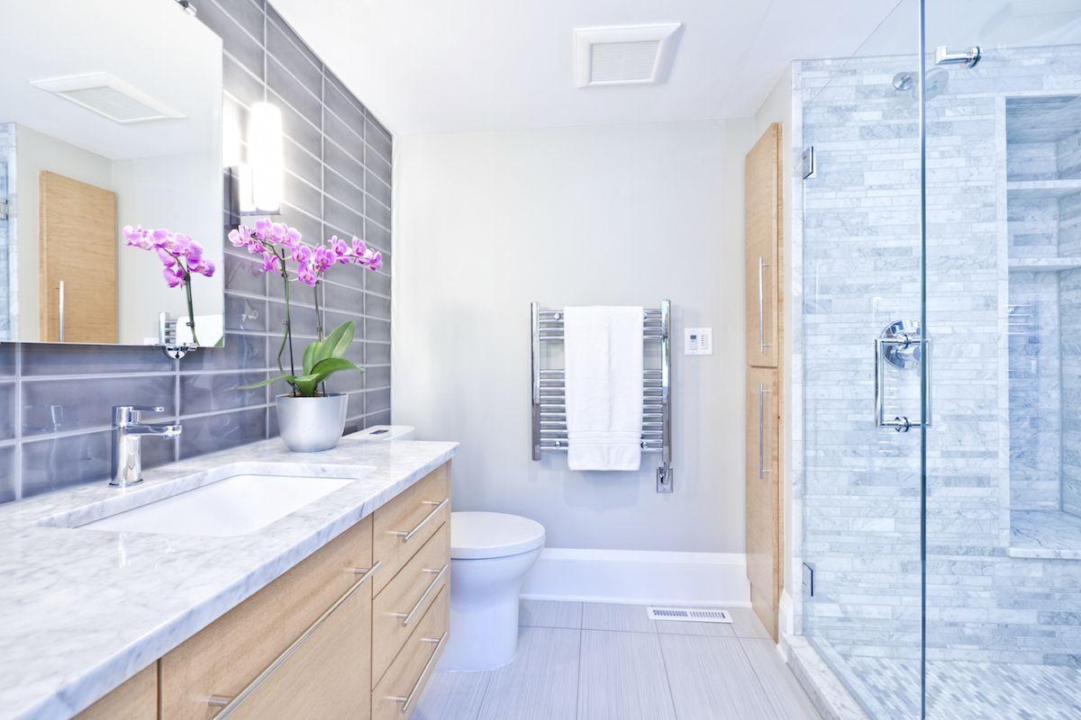 Single Family Bathroom Design Trends for Model Homes