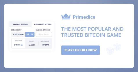 primedice bitcoin