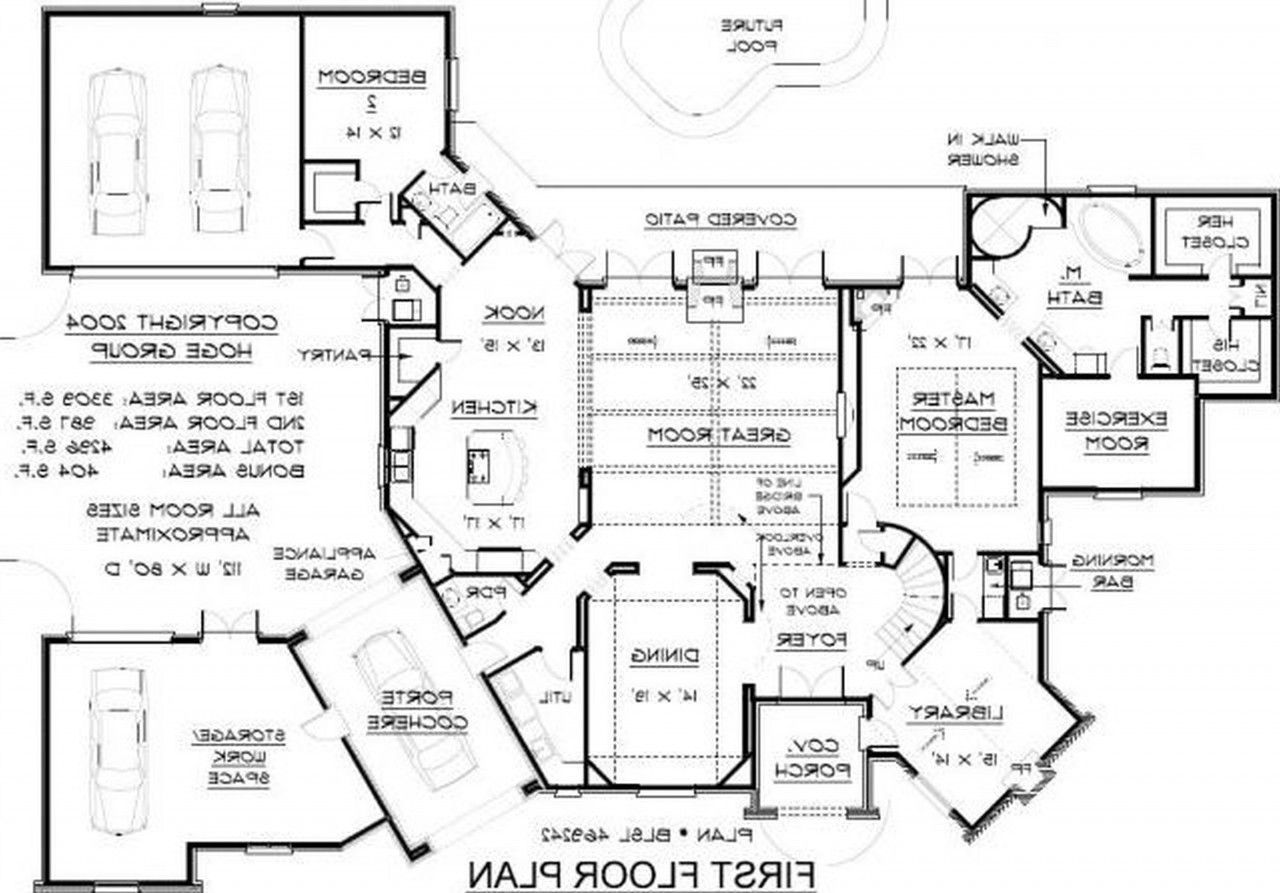 Architecture Houses Blueprints modern house interior floor plan – modern house