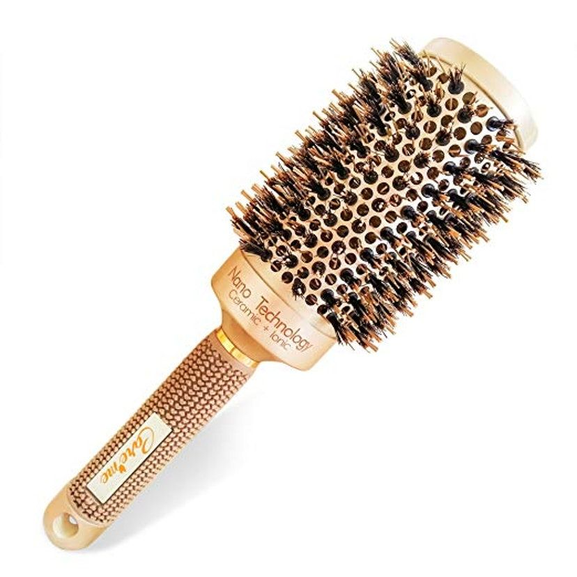 Thin Hair Don T Despair These Round Brushes Will Give You Amazing Volume In 2020 Best Hair Brush Best Round Brush Round Hair Brush