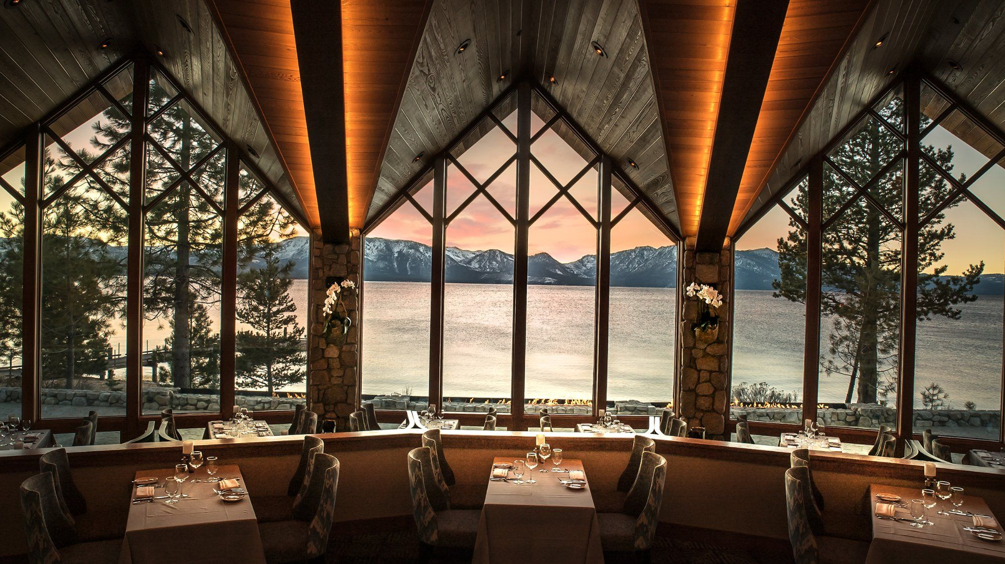Edgewood Restaurant, Lake Tahoe (Nevada) Restaurant