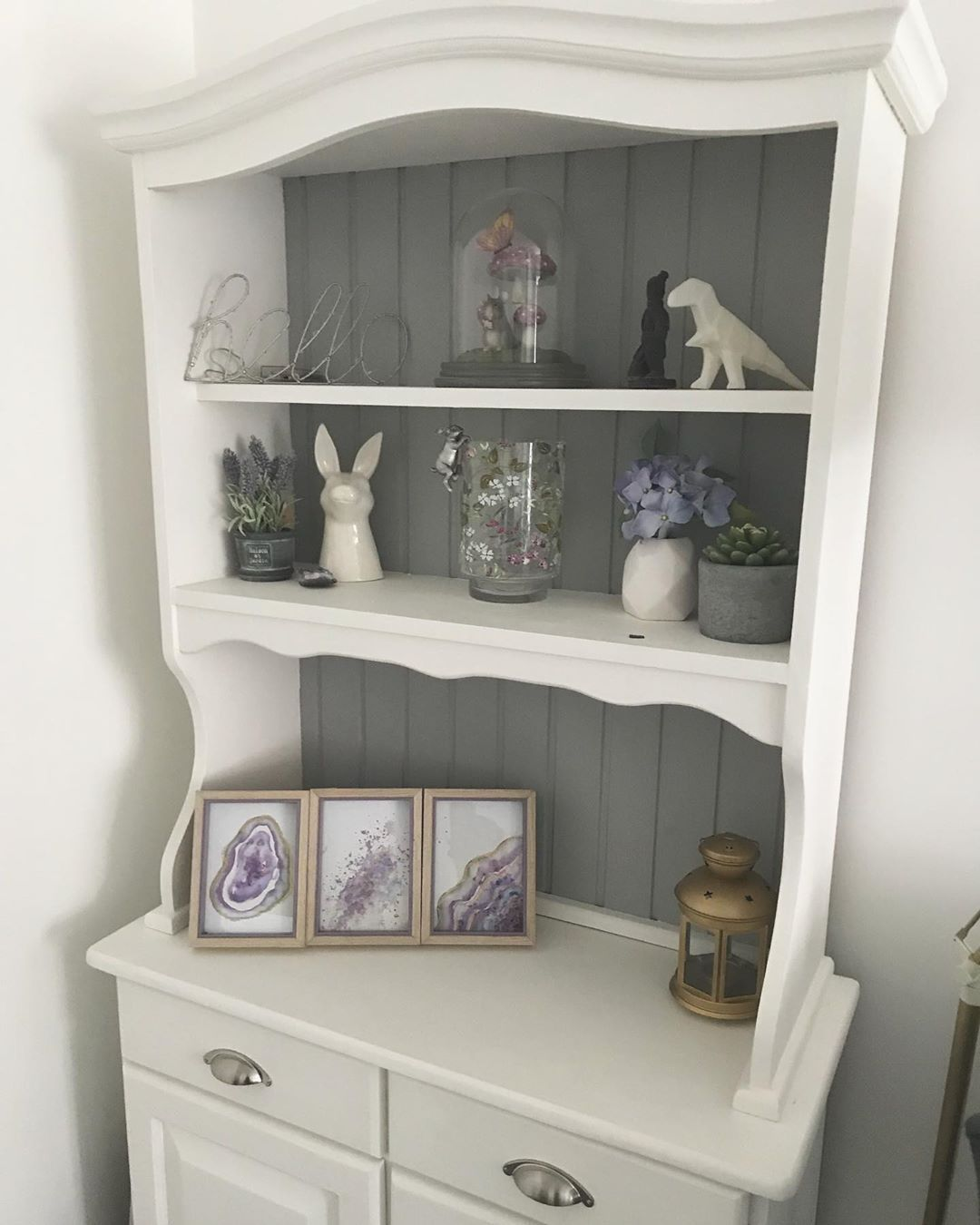 Our Up Cycled Welsh Dresser We Got From Ebay Market Place It Was