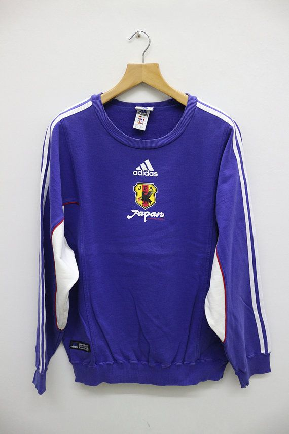 Sudadera azul ADIDAS vintage ADIDAS Kirin Team Kirin JFA Japan National Team f2f6042 - omkostningertil.website