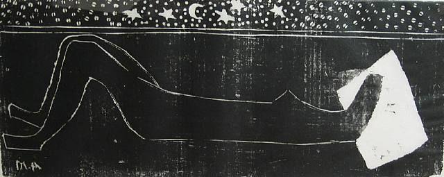Milton Avery, Night Nude