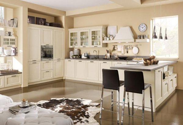 Colori Cucina Pareti. Colore Pittura Cucina Home Interior Idee Di ...