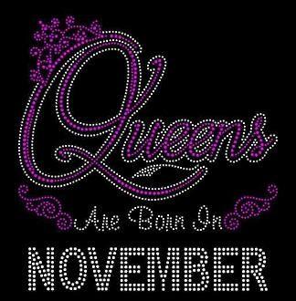 Queens are Born in Marcia PF