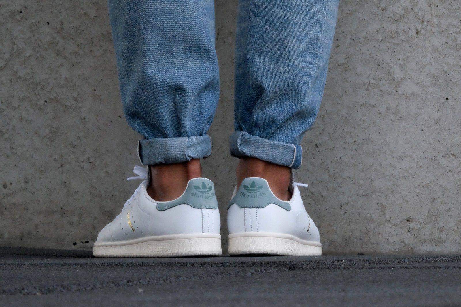 sale retailer nice shoes incredible prices Adidas Stan Smith White/ Vapour Steel - S80025 | Street ...