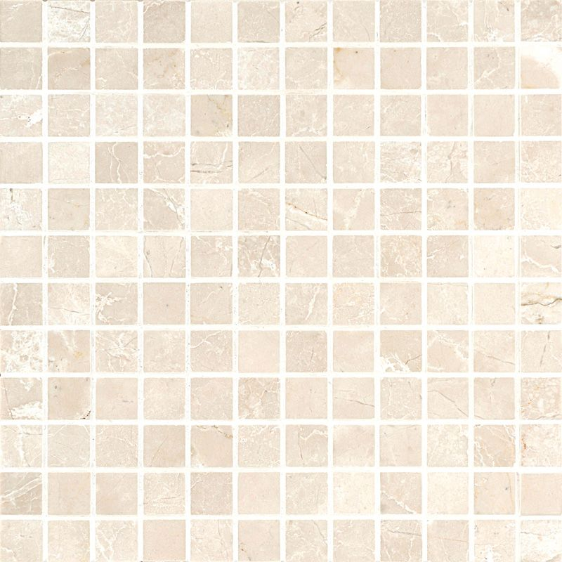 Marsala Country Floors Marble Mosaic Mosaic Pieces Beige Marble