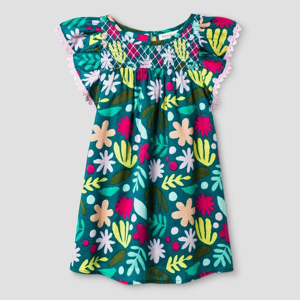 01ecc063aa5 Toddler Girls  A Line Dresses - Cat   Jack Peppermint Stick 5T