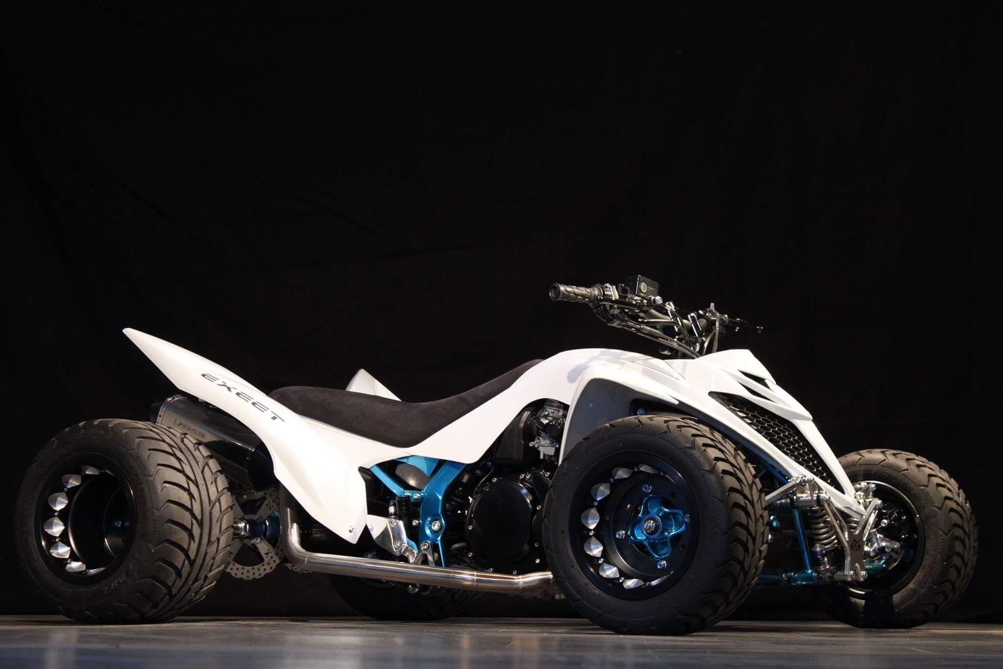 Exeet 4cylinder Custom Quad Atv Atv Quads Quad Bike Atv