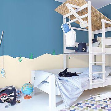 Das Kinderzimmer für Jungen ab 3 Jahren coole Farbtipps