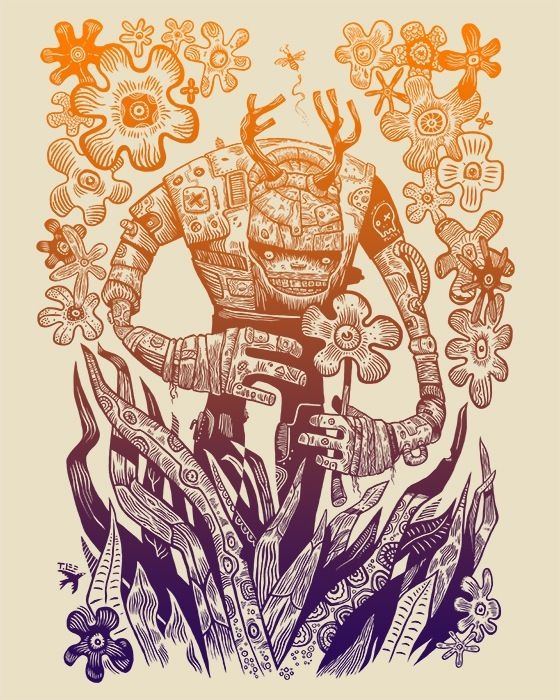 Two New Art Prints by Tim Lee