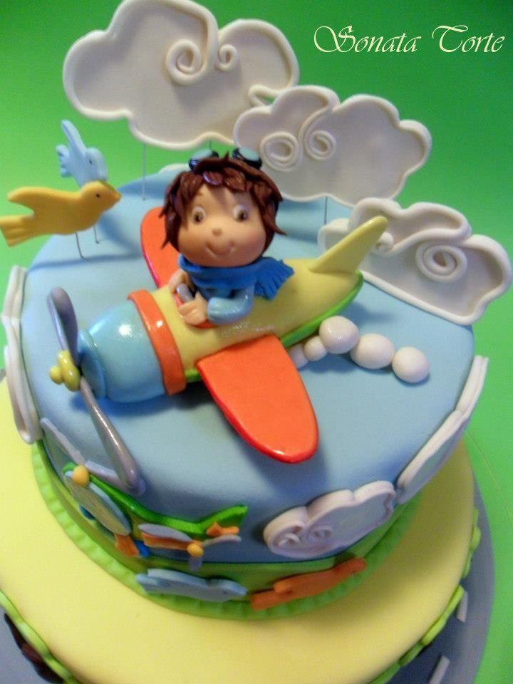 Airplane Cake Cakes Airplane Pinterest Cake