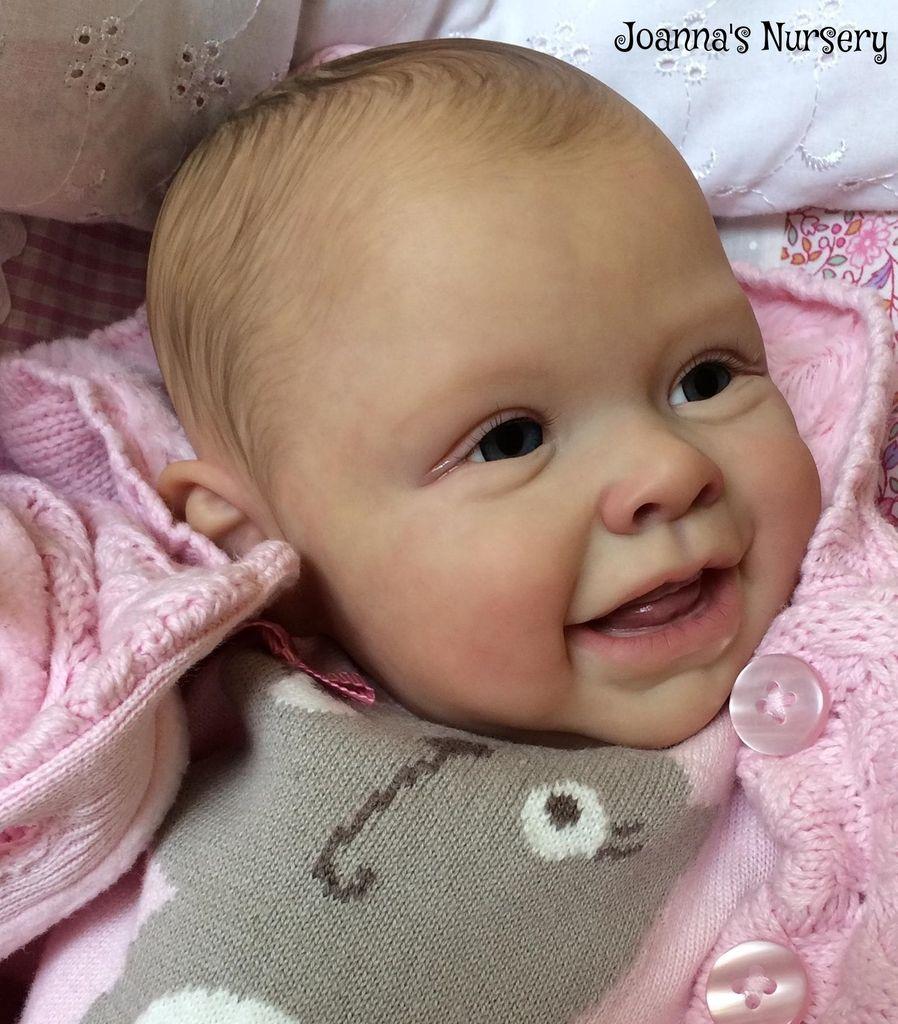 Joanna's Nursery ADORABLE Reborn Baby GIRL HARPER by