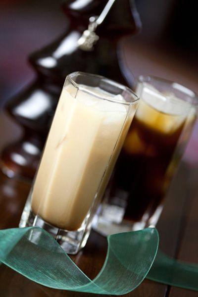 Homemade Kahlua recipe recommending espresso... vanilla beans utilized in this one.