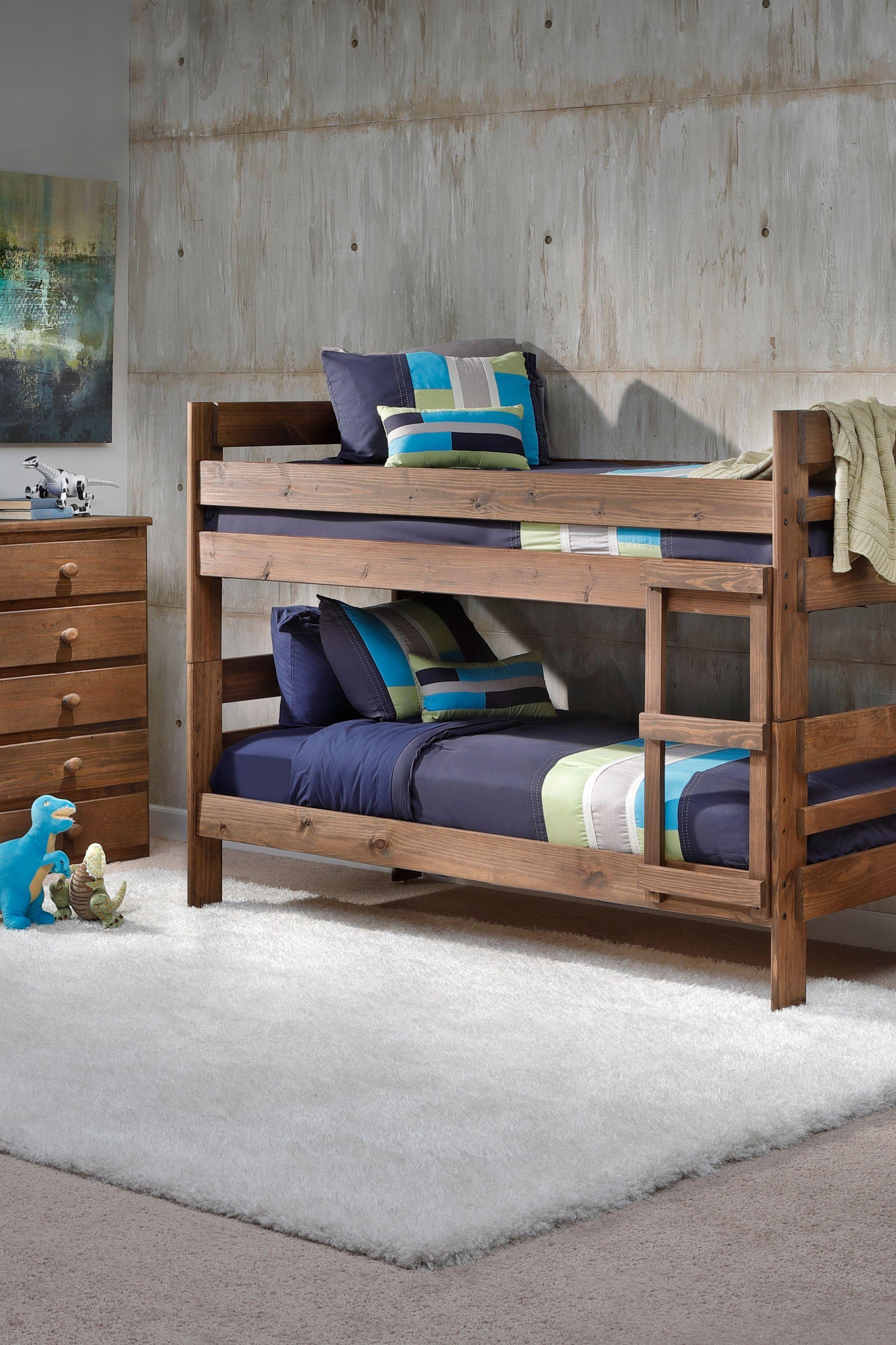 Moab Twin Twin Bunk Bed Twin Bunk Beds Bunk Beds Rowe Furniture