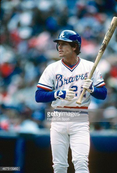 Brett Butler Atlanta Braves Legendary Icons Braves