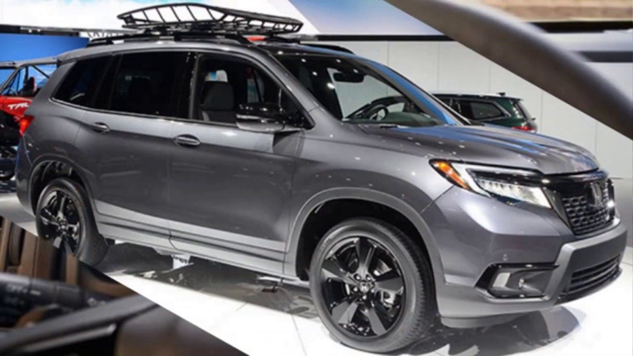 2020 Honda Passport midsize SUV vehicle, all review Best