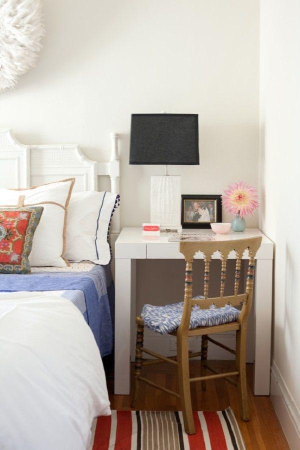 Ideas creativas para habitaciones peque as 3 hogar for Habitaciones pequenas decoracion