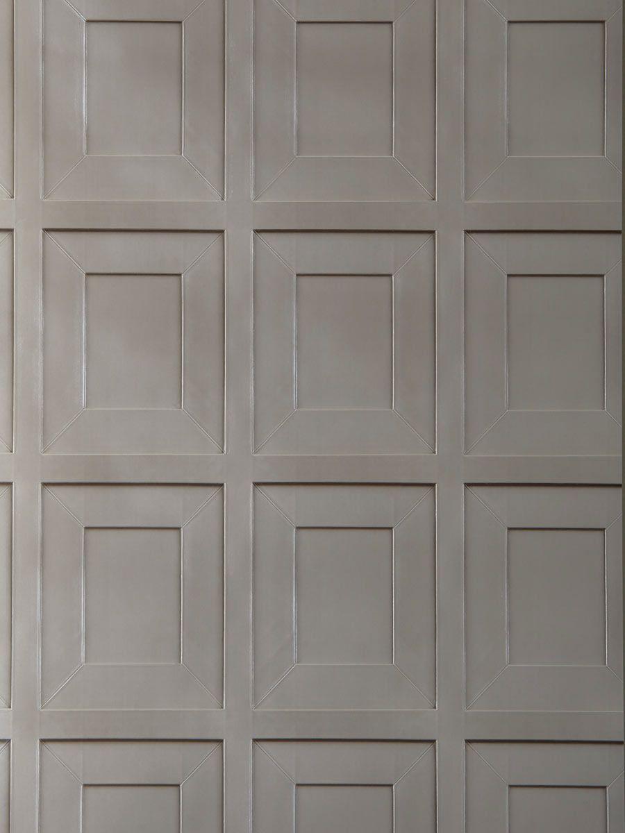 50251w Gansevoort Silver 02 Wallcovering Fabricut Fabric