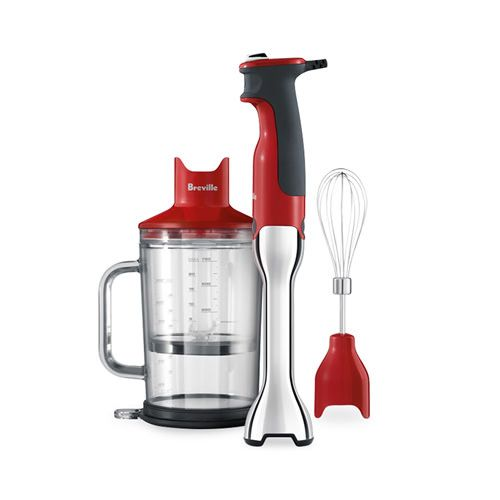 Breville the Control Grip Stick Blender Cranberry | stick blender ...