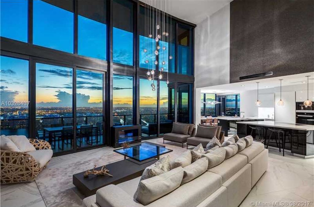 6m Miami Duplex Features A Dog House With An Ocean View Luxury