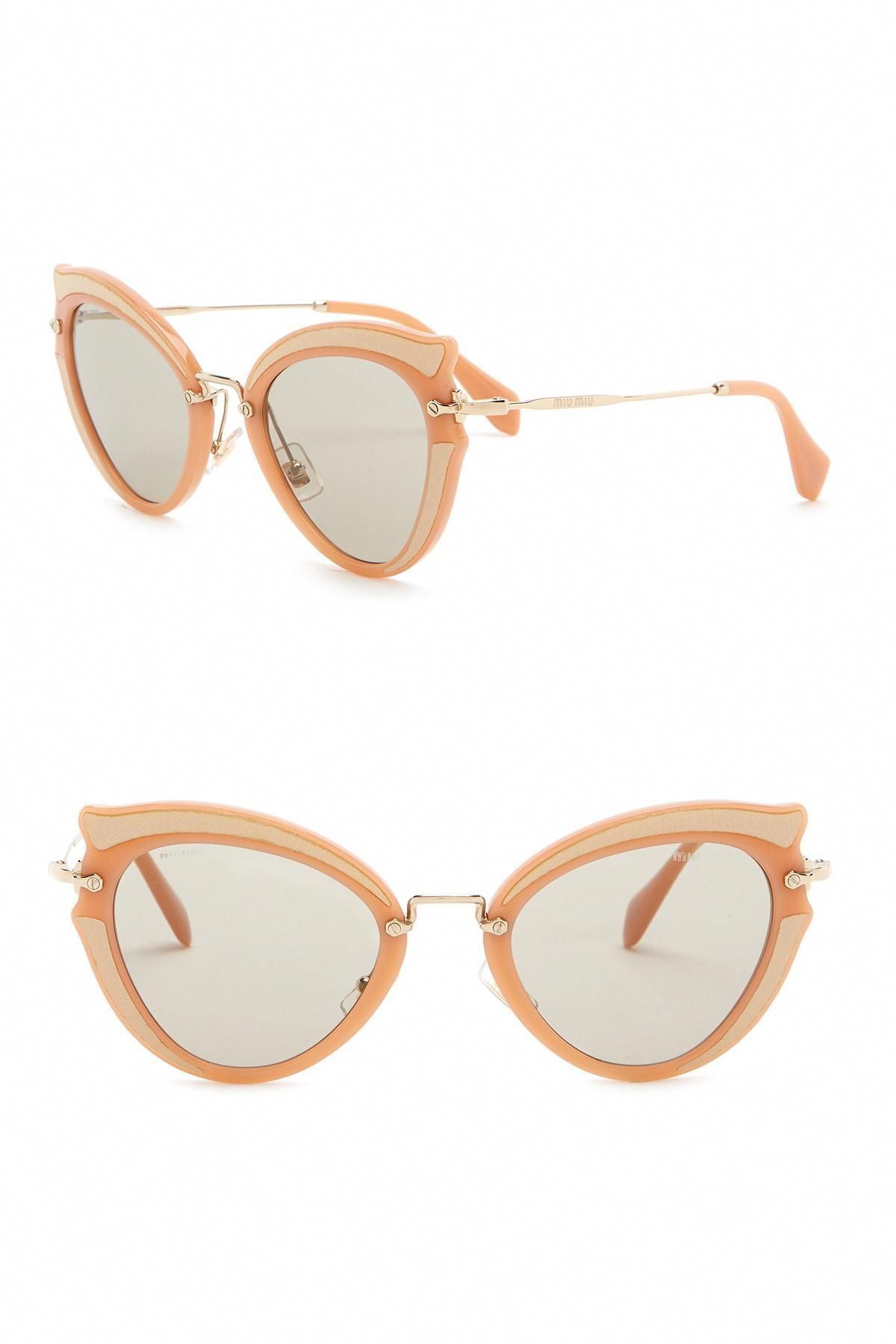 a5093985511 MIU MIU - Women s Butterfly 52mm Acetate Frame Sunglasses is now 79% off. Free  Shipping on orders over  100.  MiuMiu