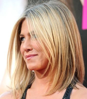 hairstyles for women over 50 square face  long bob