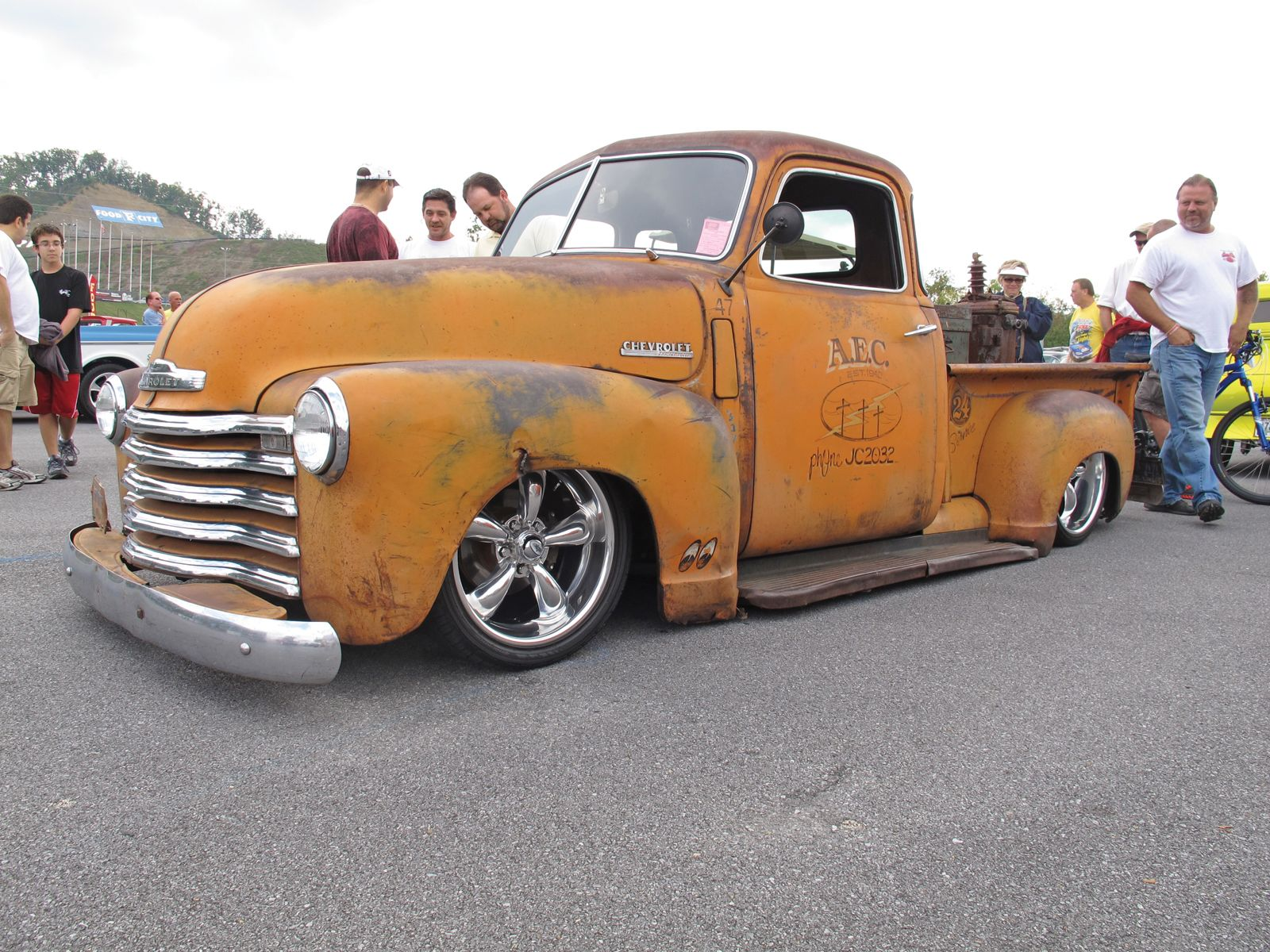47 chevy truck vehicles pinterest