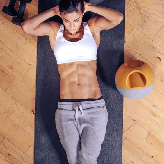 Photo of Simple exercises & tricks for strong abdominal muscles