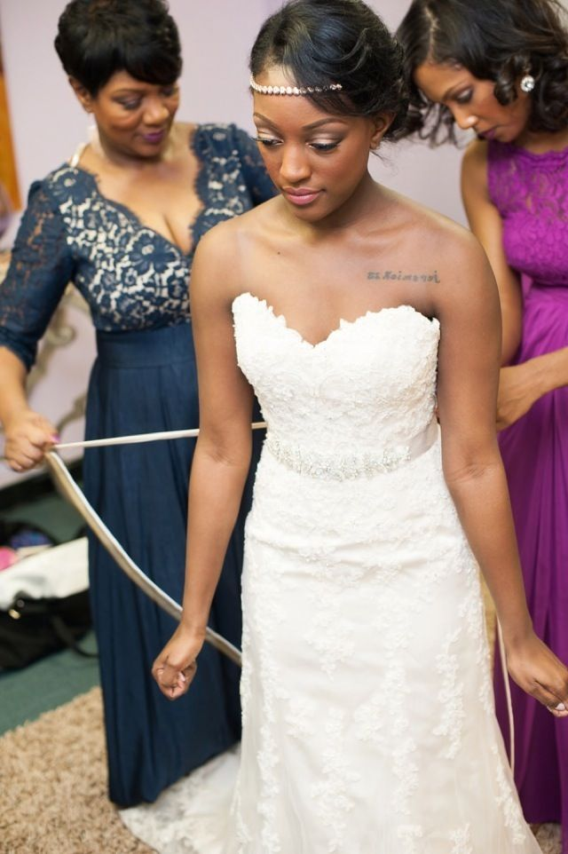 Traditional Christian Wedding in Columbus, Ohio: Taylor + Deven ...